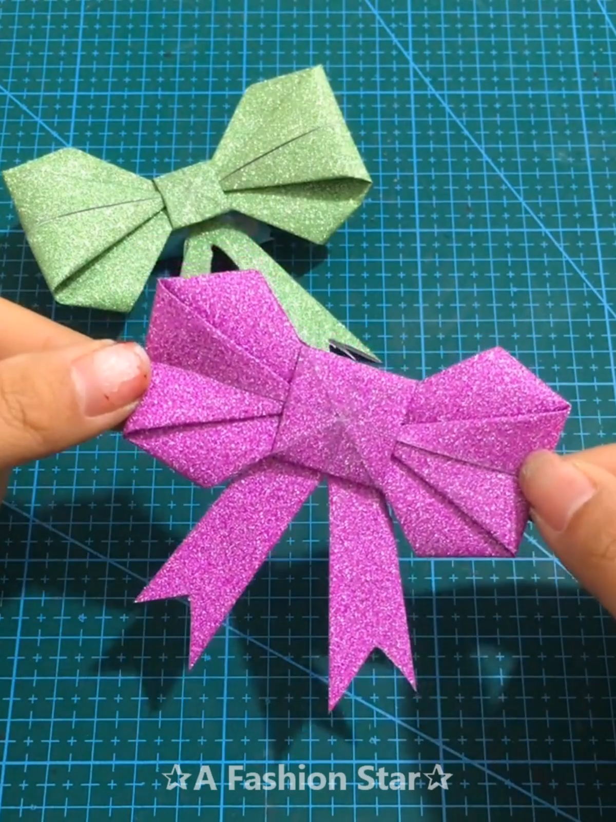 Photo of 10 Fun Paper DIY Ideas – Origami Crafts – DIY For Kids – Bow