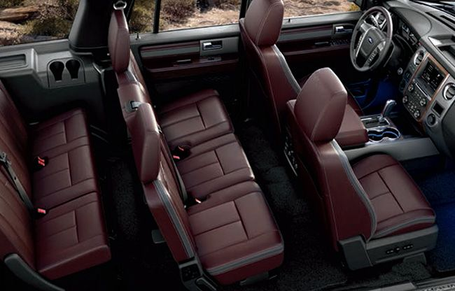 2015 Ford Expedition Interior With Images Ford Expedition