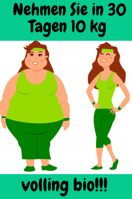 Wie man mit 30 Gewicht verliert