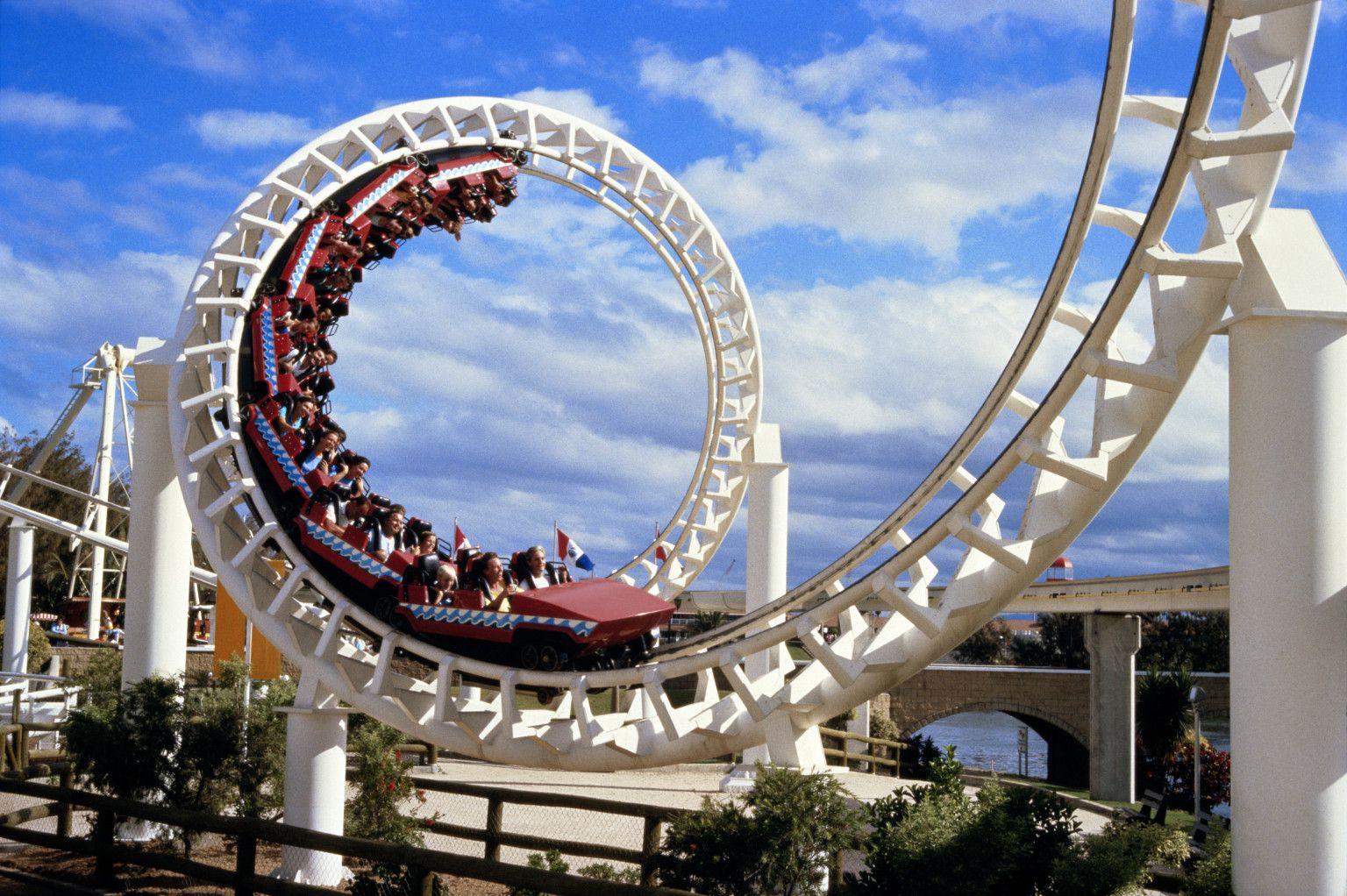 What Are The Most Dangerous Amusement Park Rides Amusement Park Roller Coaster Amusement Park Rides