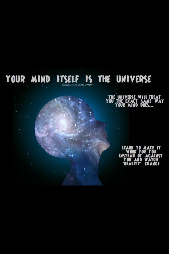 The Universal Mind and I