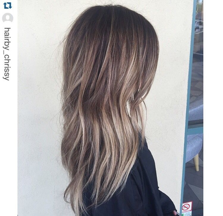Yes This Is It This Is Exactly The Color I Want Frisuren