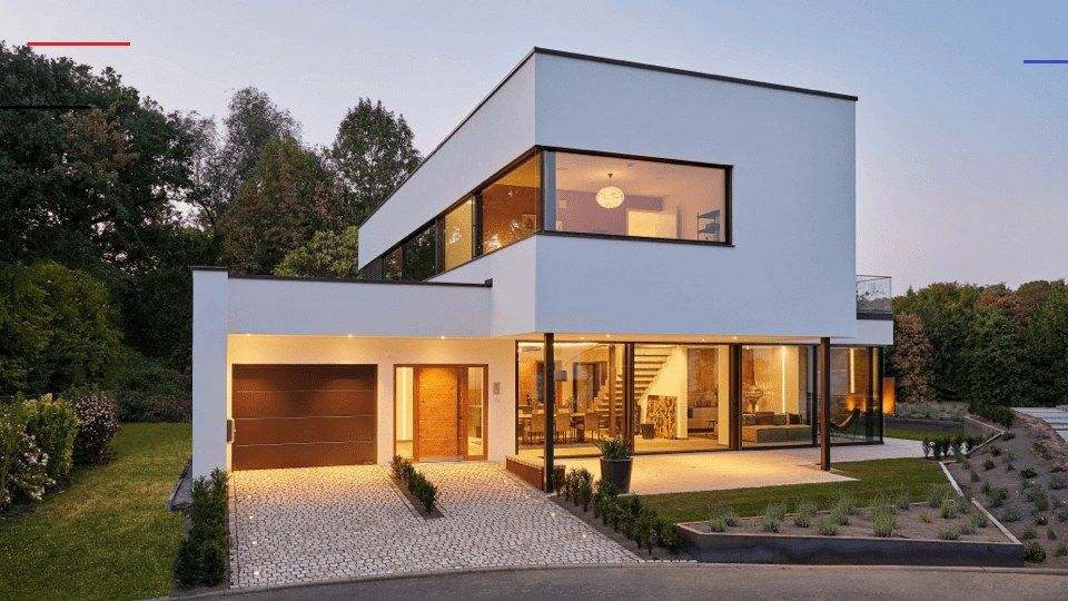 Traumhauspreis 2019 Sieger Mit Loxone Ausgestattet Futurehouse Anfang Mai Wurde Bereits Zum Achten En 2020 Arquitectura Casas Casa Modelo Arquitectura De La Casa