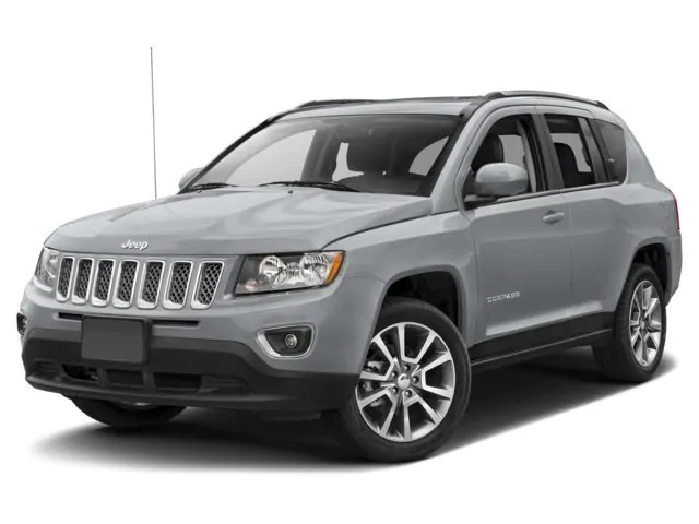 Used 2017 Jeep Compass From Watson Benzie Llc In Benzonia Mi