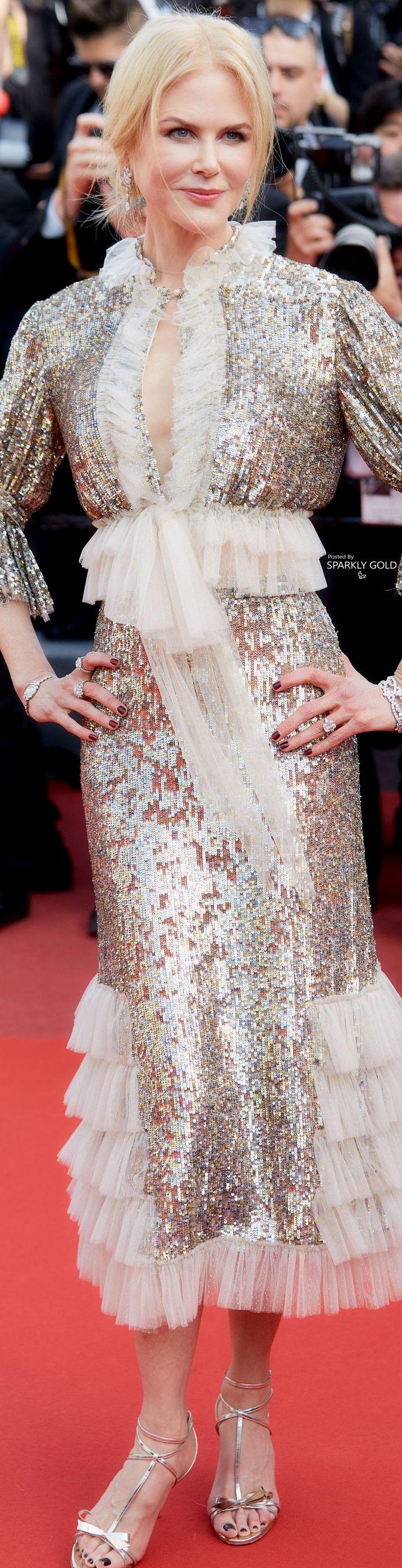 Nicole Kidman/Cannes Film Festival 2017 (Rodarte