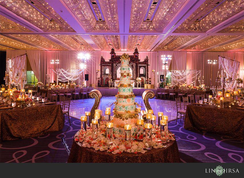 Hyatt Regency Long Beach Indian Wedding