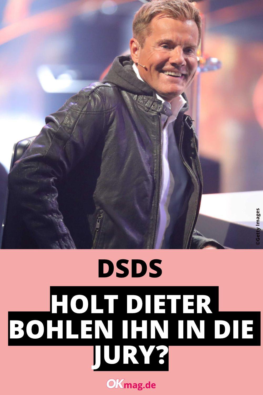 Dsds Holt Sich Dieter Bohlen Ihn In Die Jury Dsds Dsds Jury Dieter Bohlen