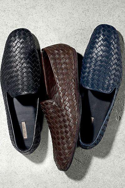 Bottega Veneta | Woven shoes, Mens