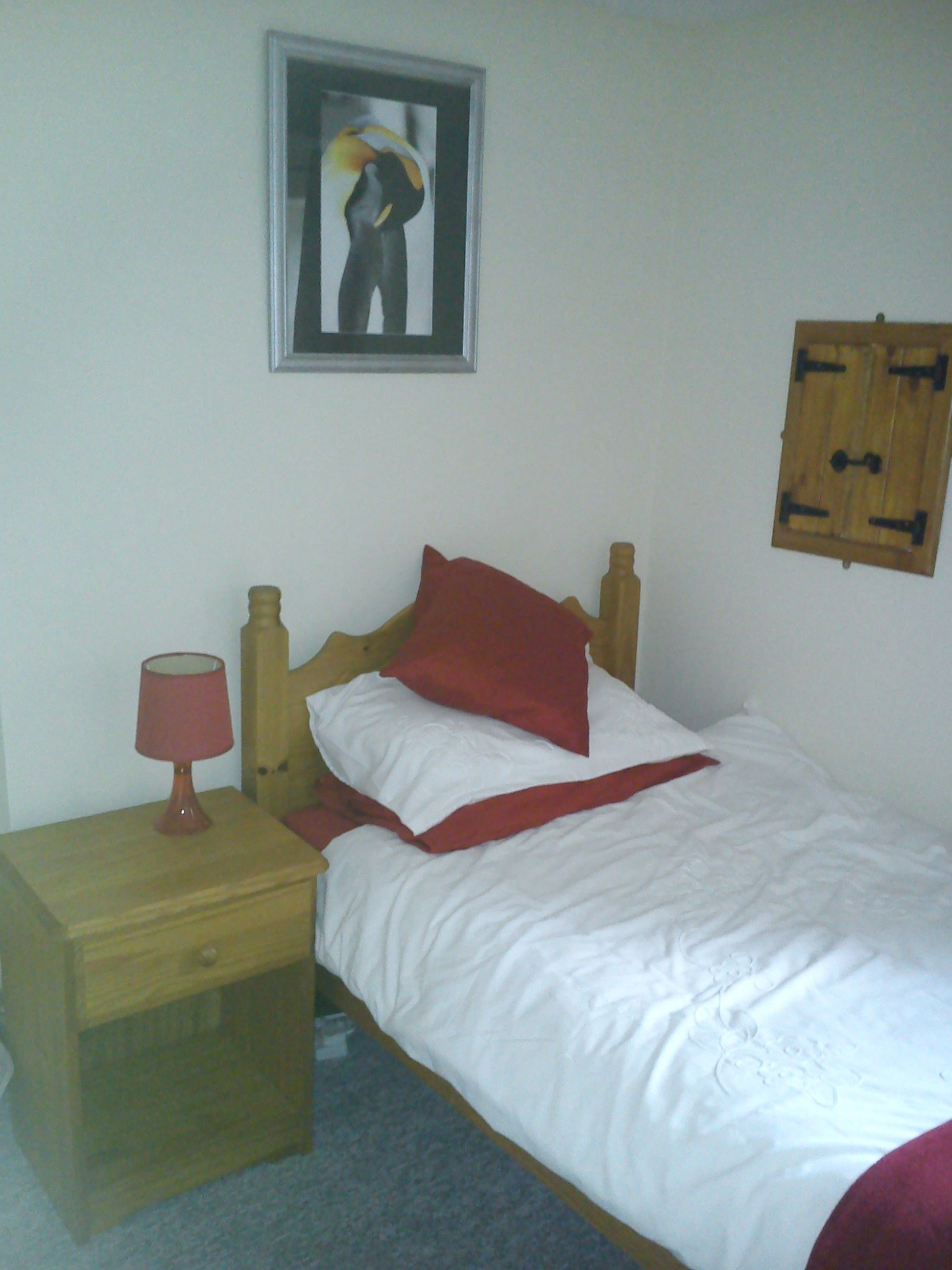 Single bedroom on ground floor for ease of access. Has ground floor ...