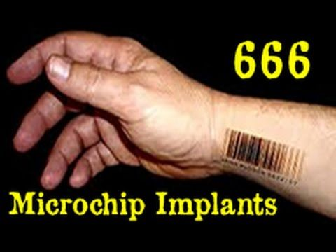 666 Mikrochip Implantat Video