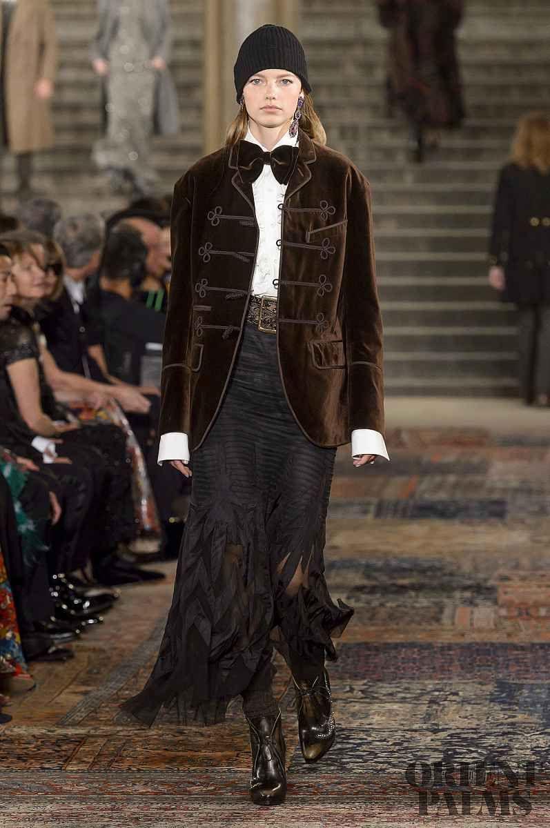 Ralph Lauren FallWinter 2015-2019 Collection – New York Fashion Week