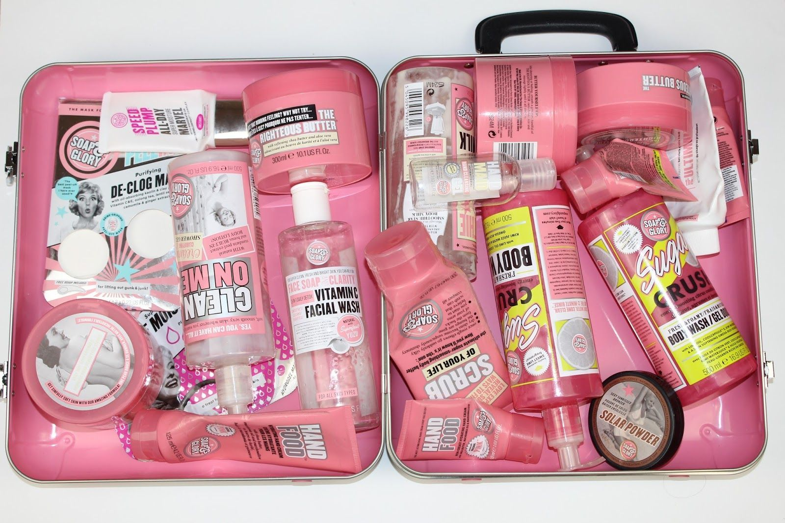 Best Soap and Glory Products Hot or Not!?