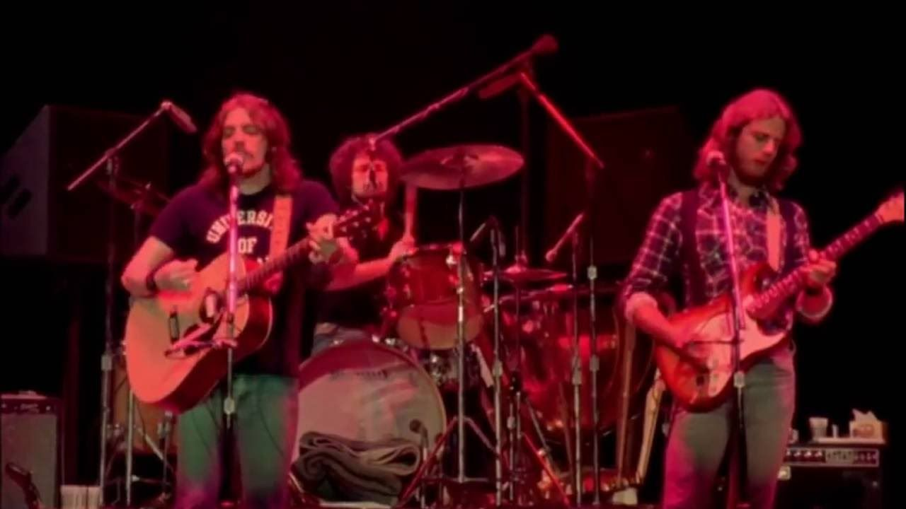 Eagles New Kid In Town Live 1977 Youtube Eagles Live