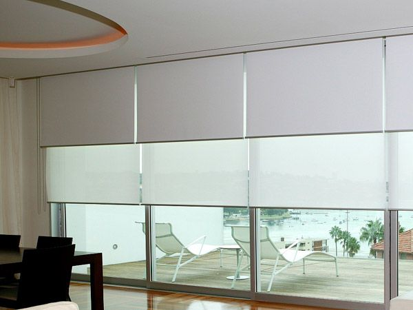 Tende a rullo per interni moderne cerca con google schermature blinds bamboo blinds e - Tende per interni moderne ...