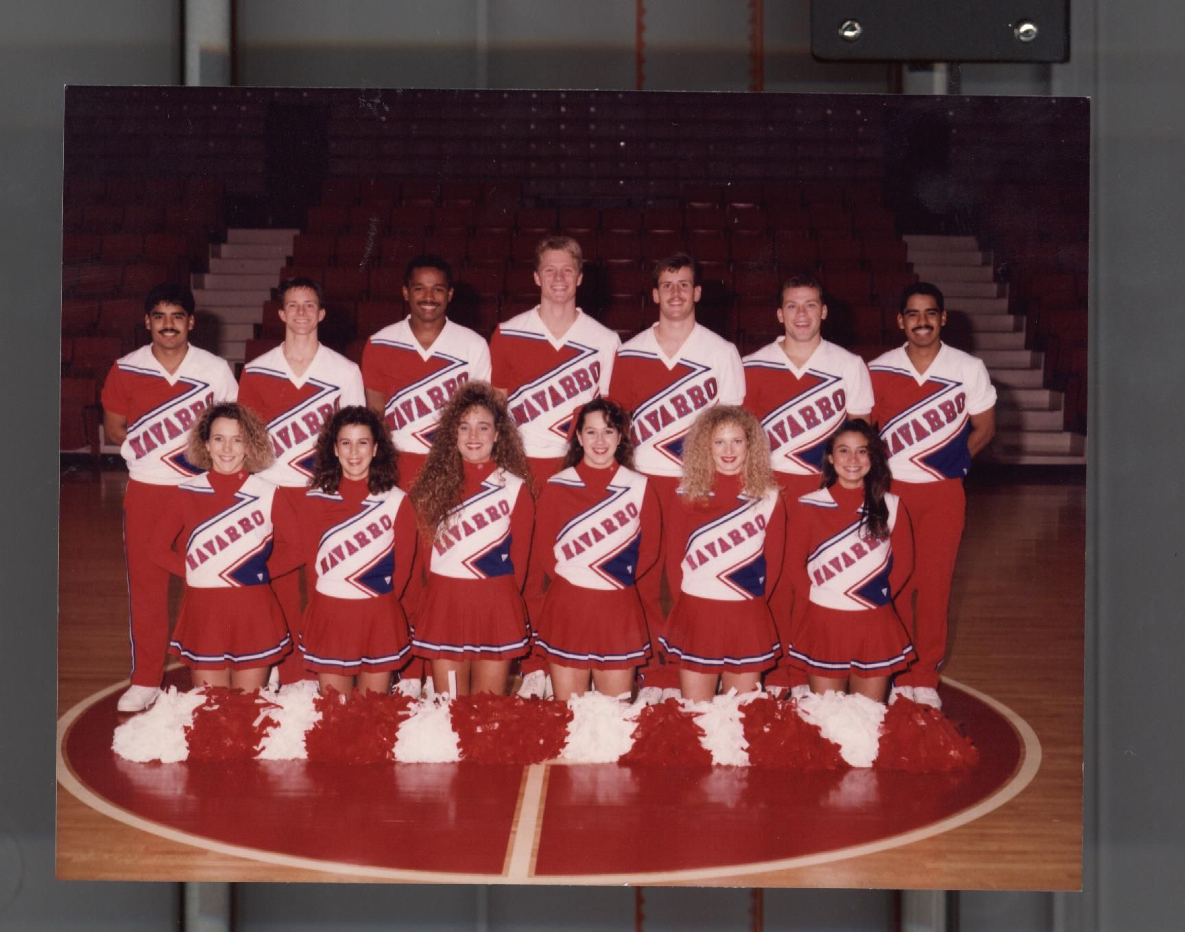 Navarro College Cheerleaders Part 60