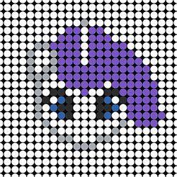 3b63bfbf687f0 My Little Pony Perler Bead Patterns