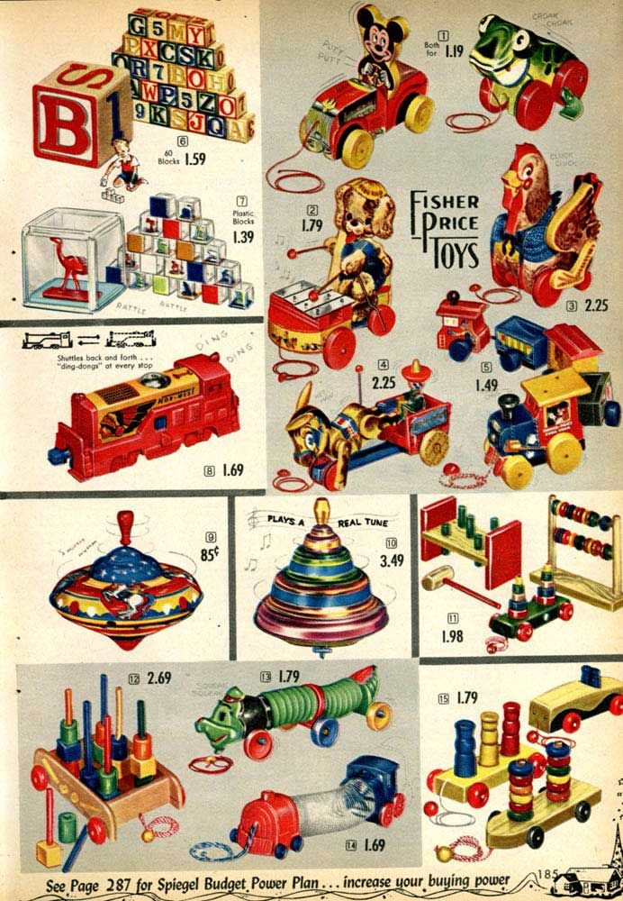 1950 Toys And Games Browse 1950s Toys By Selecting A Toy