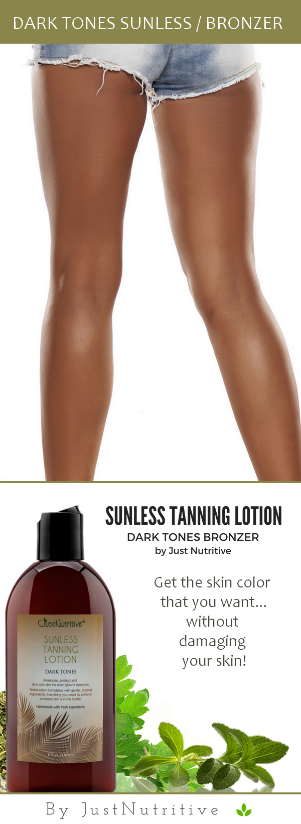 How To Get A Good Tan Without Damaging Your Skin