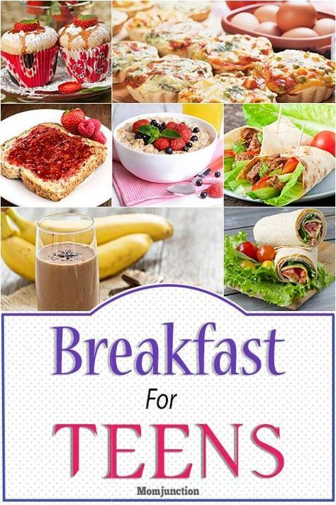 Top 25 Easy And Healthy Breakfast For Teens images