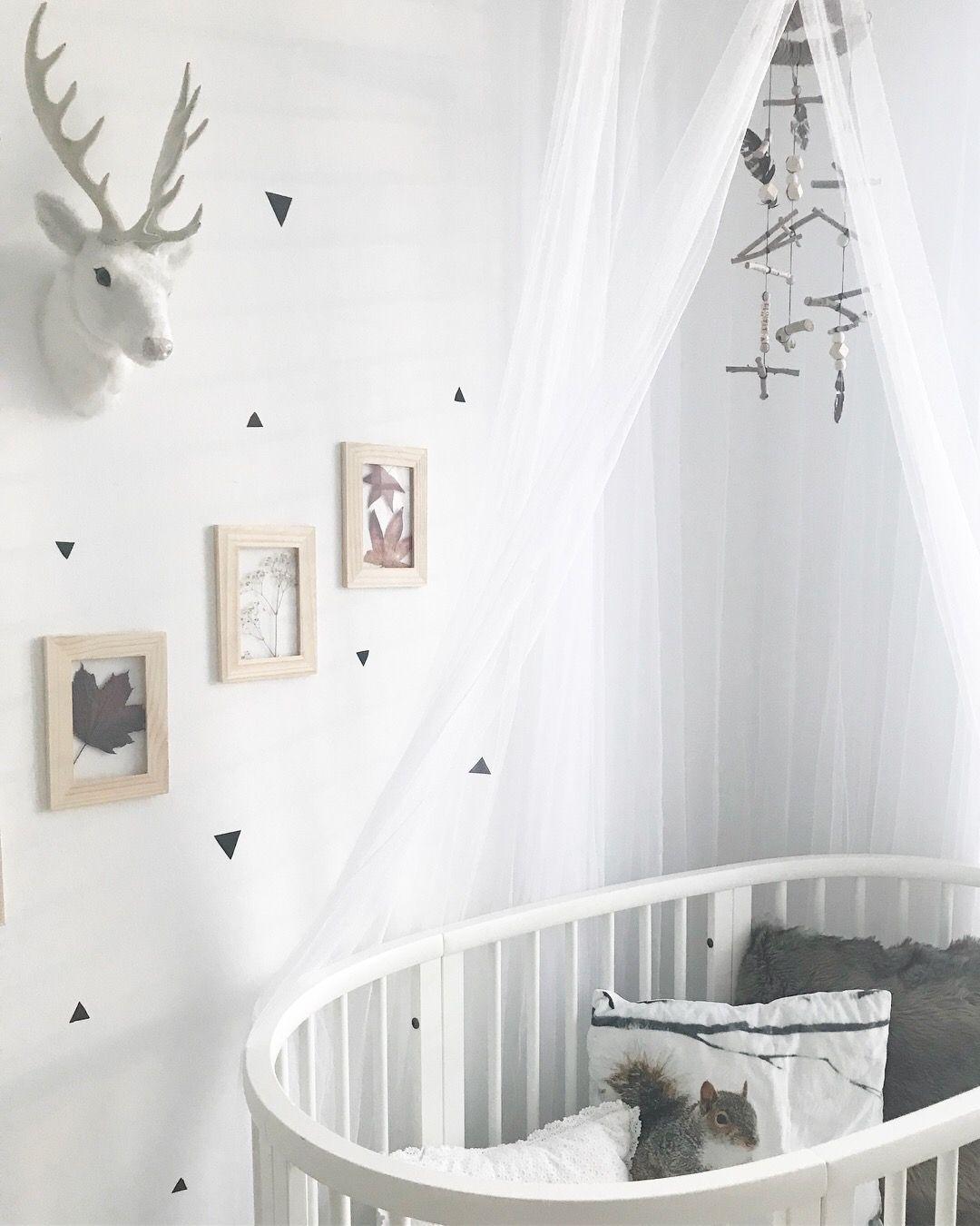 Kinderzimmer Madchenzimmer Romantisch Tierisch Herbst Winter Deko