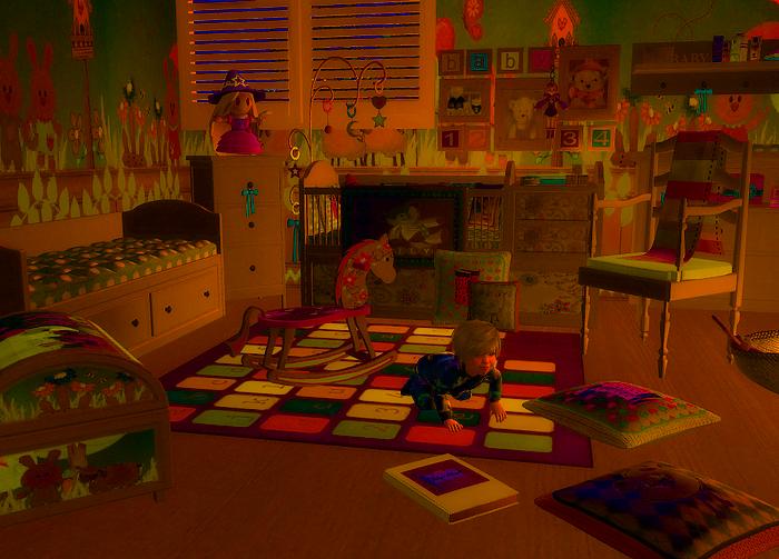Waranya srijumpa the sims 2 nurseryroom - Sims 3 babyzimmer ...