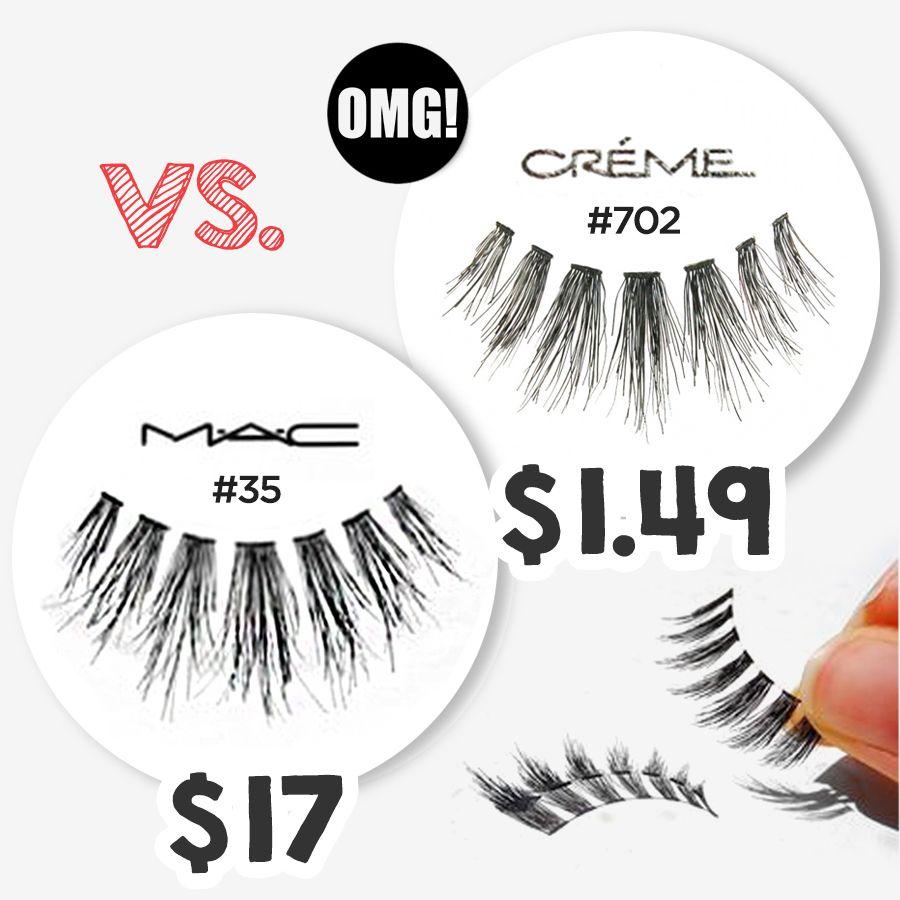9f413b52ff2 Pin by Shay P. on Makeup in 2019   Eyelashes, Makeup dupes, Mac ...