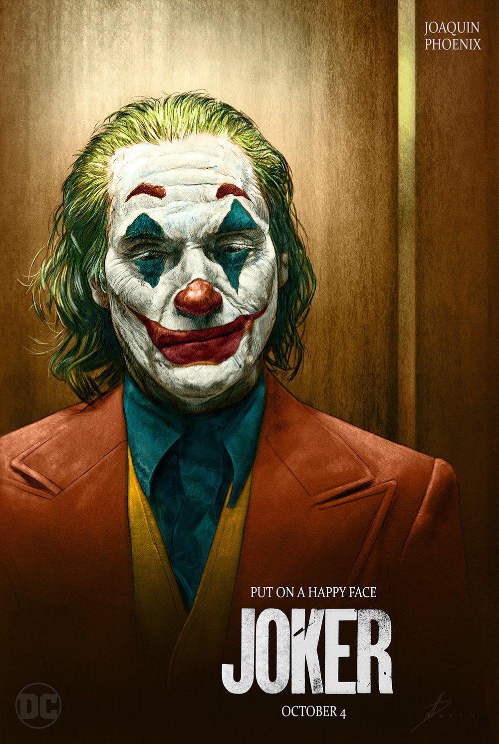 Joker Art Du Joker Joker Dessin Et Le Joker Batman
