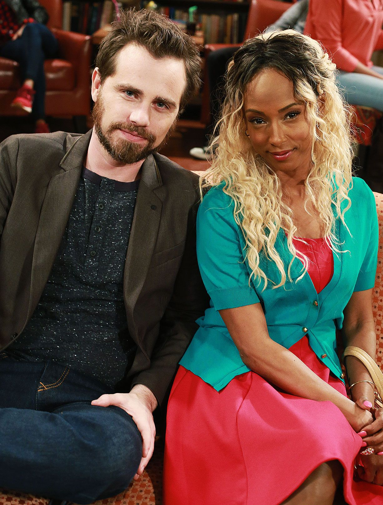 parejas de series Shawn Hunter y Angela Moore, Boy Meets World