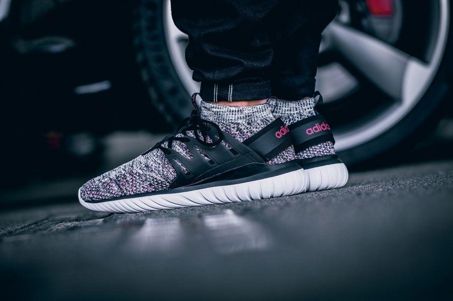 Adidas tubular Nova primeknit brillan en la oscuridad pronto via