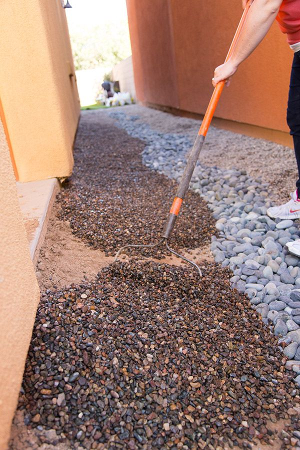 A Diy Yard Drainage Solution That Looks Great Home