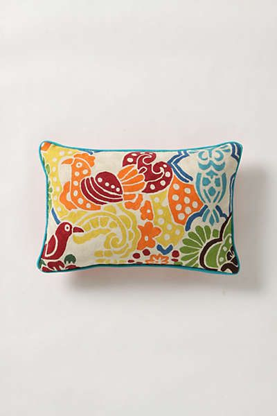 Anthropologie - Capricious Canopy Pillow  sc 1 st  Pinterest & Anthropologie - Capricious Canopy Pillow | pattern | Pinterest ...