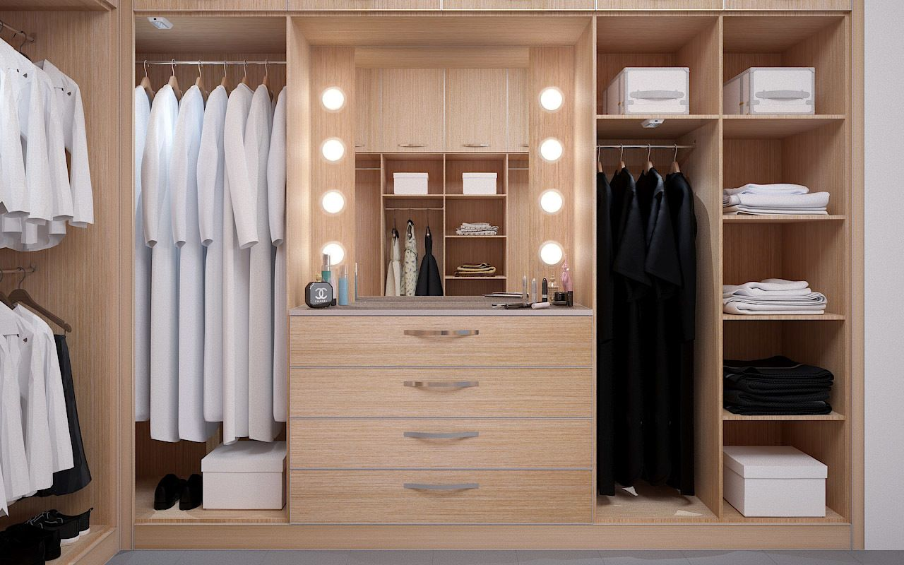 Quality Kitchens And Wardrobes Design Company In Uae Kitchen King