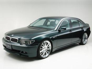 WALD BMW 760Li (E66) \'2003–05 | 1.TUNING BRANDS (part 1) | Pinterest ...