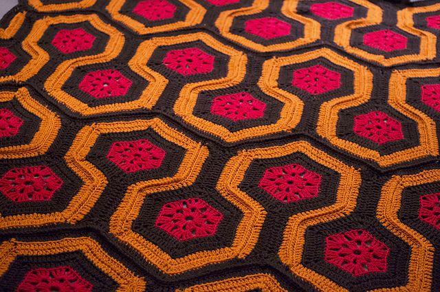 The Shining Pattern By Kraftling Crochet For Beginners Blanket
