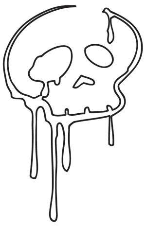 29++ Design skull graffiti coloring pages ideas