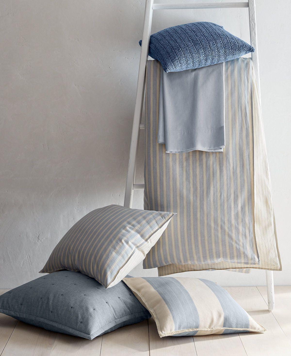 duvet cover striped Lauren