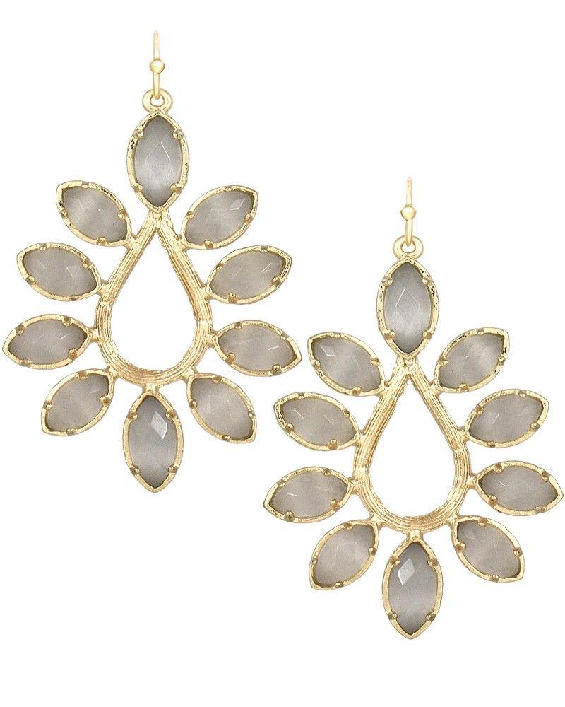 Nyla earrings in slate kendra scott jewelry style pinterest