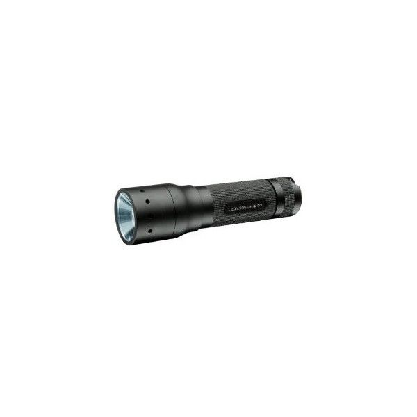 LED Lenser 8407 P7 Torch in Gift Box (Black) (€44) ❤ liked on Polyvore featuring supernatural, objects, camping and filler
