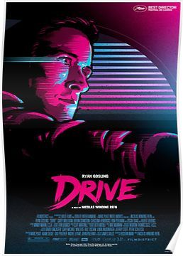 drive poster by jewpac in 2019 products rh pinterest de