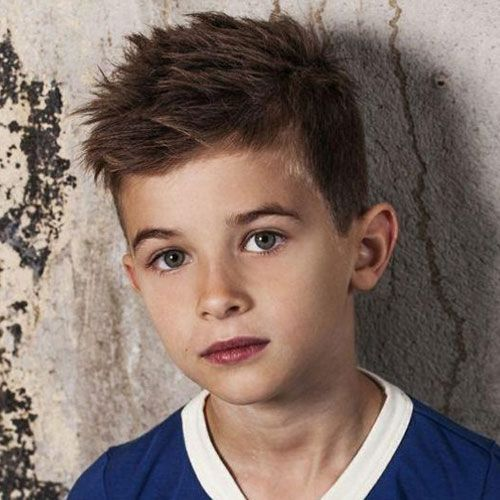 Boys Hairstyles Best 30 Cool Haircuts For Boys 2018  Pinterest  Haircuts Boy
