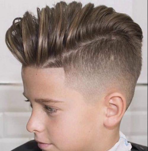 cortes de pelo modernos para nios u u