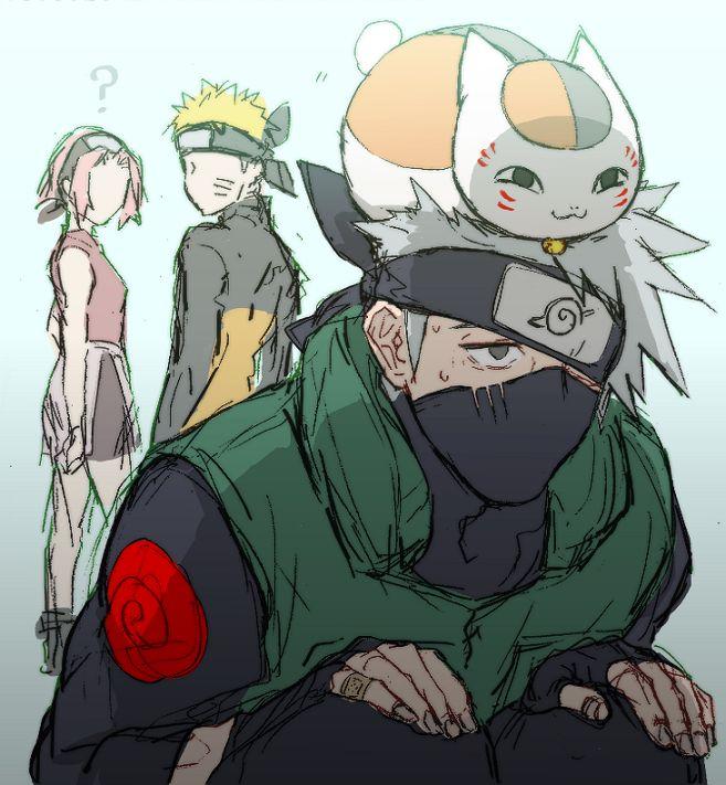 Nyanko-sensei!? I think you're in the wrong anime...   Anime ...