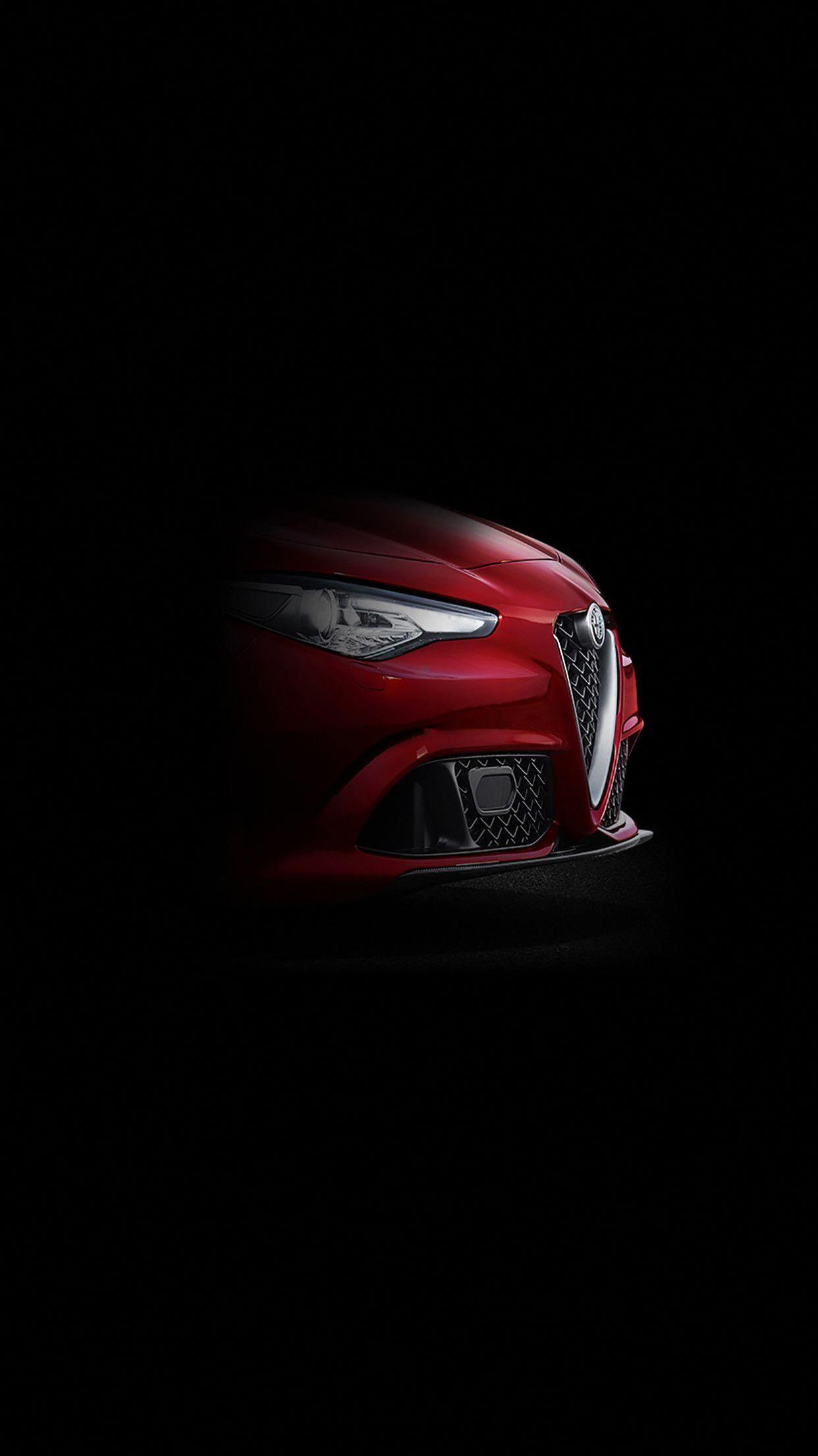 Alfa Romeo Giulia Tecnologia 3wallpapers Iphone P Arallax