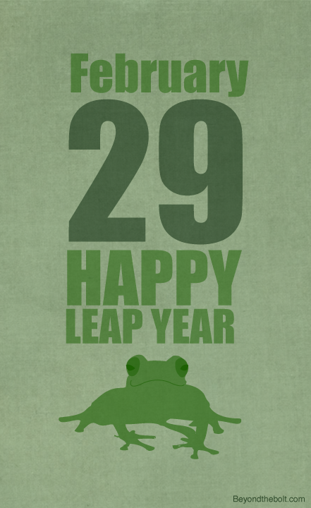 Leap Year WORDS OF WISDOM Pinterest Holidays
