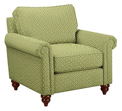 Leighton Premier Stationary Chair by La-Z-Boy
