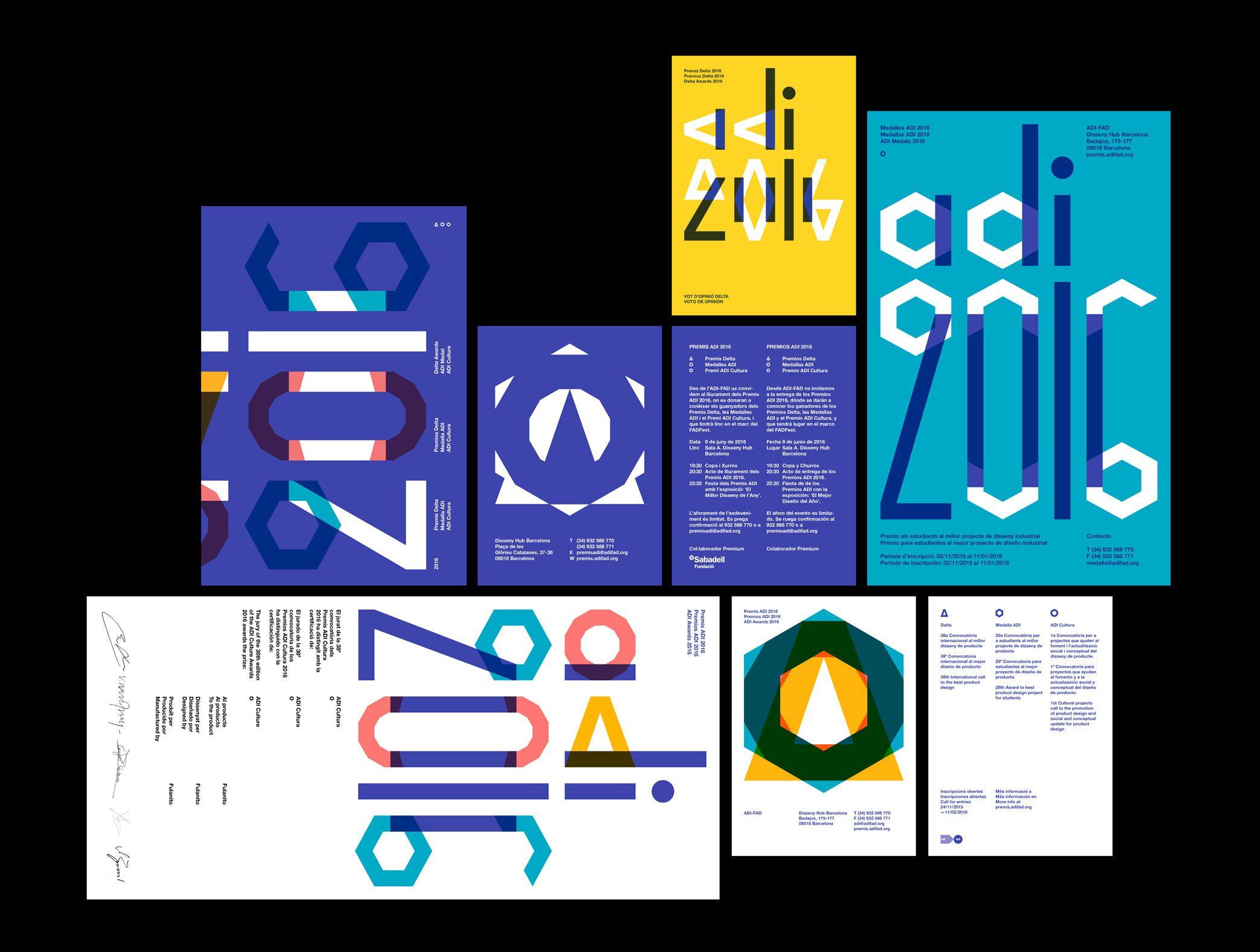 다음 @Behance 프로젝트 확인: \u201cADI Awards\u201d https://www.behance.net/gallery/40501453/ADI-Awards