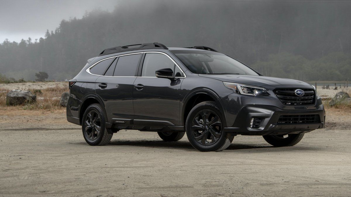 Why The 2020 Subaru Outback XT Doesn't Win Wards 10 Best