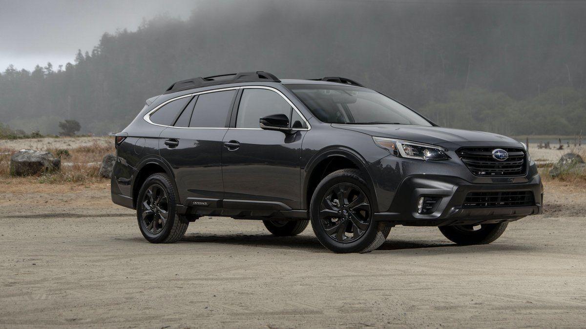 2020 Subaru Outback Trim Level Comparison Guide Which