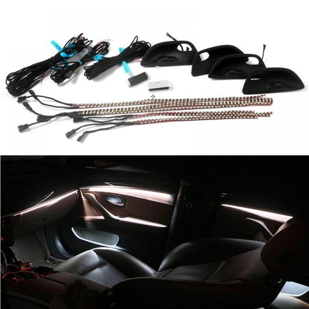 Introducing Our Lastest Car Styling 3 Colors Car Interior