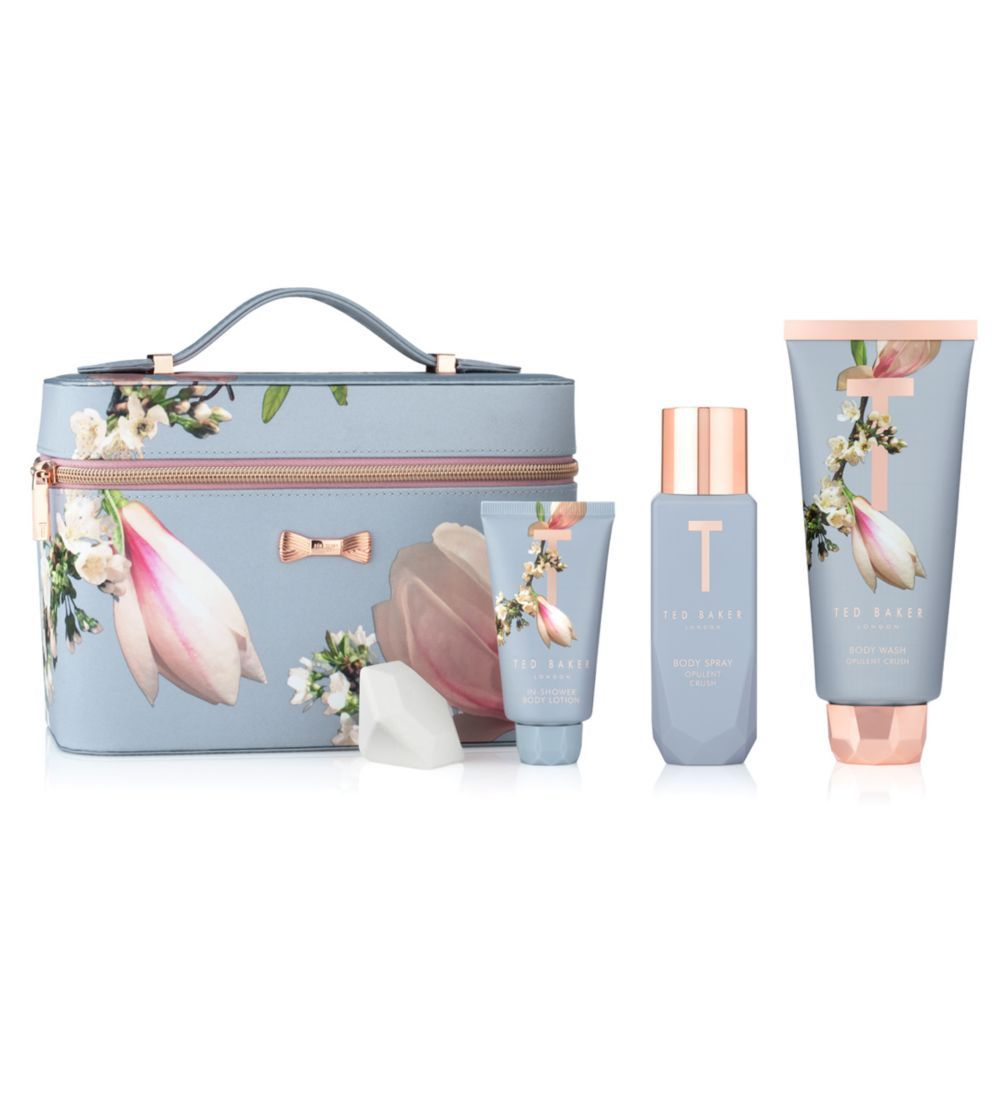 Ted Baker OPULENT CRUSH Vanity Case Gift | Ted baker gifts